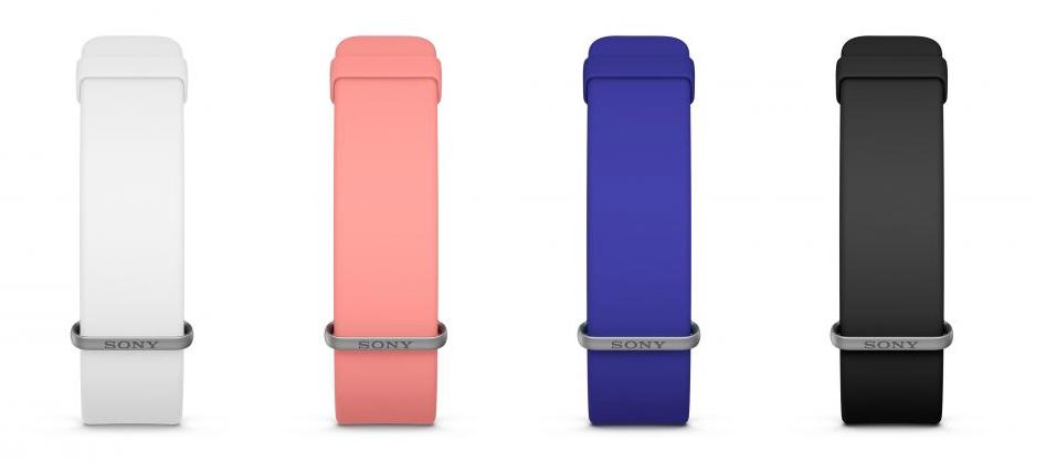 Sony SmartBand 2 Farben - SmartTechNews