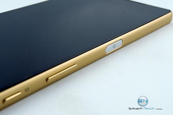 Fingerscanner - Sony Xperia Z5 - SmartTechNews