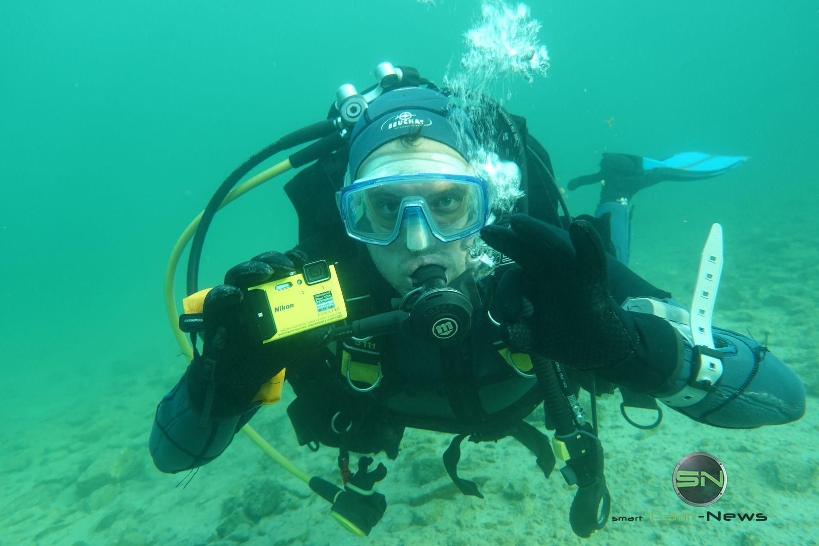Nikon-AW130-Diving-Test-Achensee-Tirol-SmartCamNews