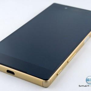 das Sony Xperia Z5 gold - SmartTechNews
