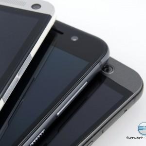 HTC One M7 vs One M9plus vs A9 - SmartTechNews