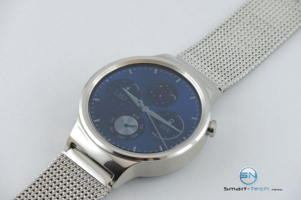 Interface - Huawei Watch - SmartTechNews