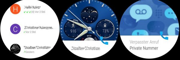 Vocie Call II - Huawei Watch - SmartTechNews