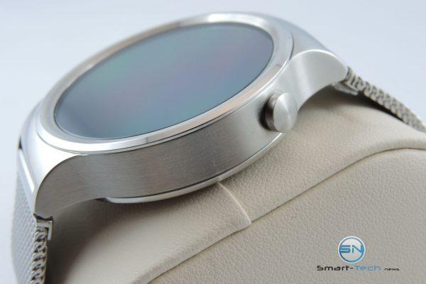 gebürstetes Metal - Huawei Watch - SmartTechNews