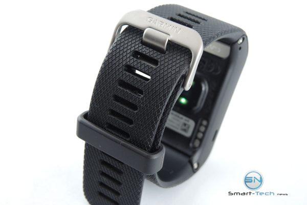 Verschluss- Garmin VivoActive HR - SmartTechNews