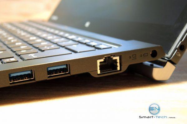 USB 3 LAN - Toshiba Portage Z20t-C - SmartTechNews