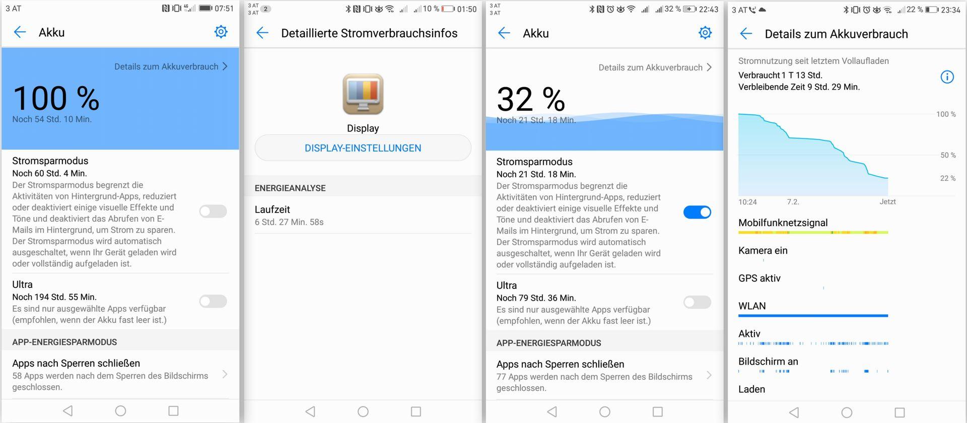 Akku Power - Huawei Mate 9 - SmartTechNews