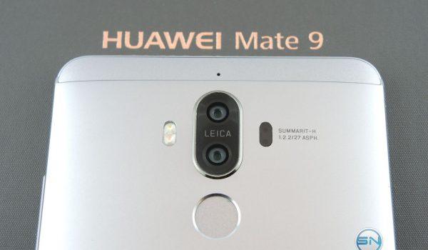 DualCam - Huawei Mate 9 - SmartTechNews