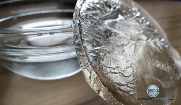 Eis im Wasserglas - Huawei Mate 9 - SmartTechNews