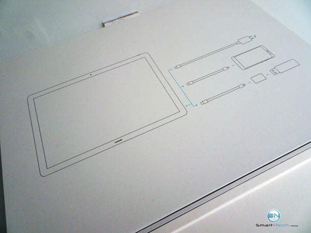 Huawei MateBook - SmartTechNews - Verpackung