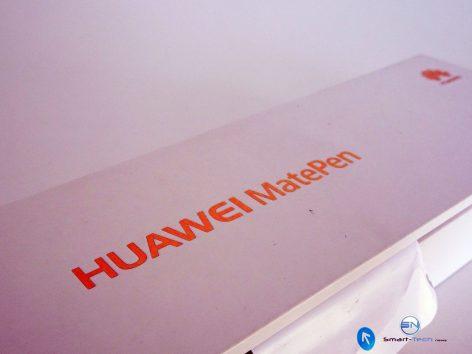 Huawei MateBook - SmartTechNews - MatePen Verpackungh