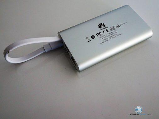 Huawei MateBook - SmartTechNews - MateDock Rückansicht