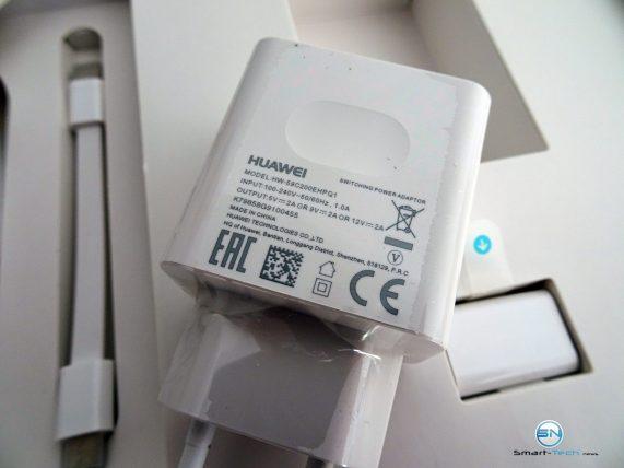 Huawei MateBook - SmartTechNews - Ladenetzteil