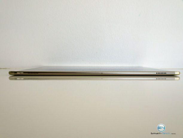 Huawei MateBook - SmartTechNews - Oberseite