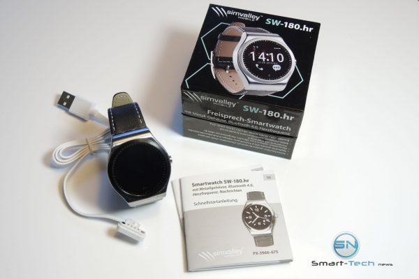Unboxing - Simvalley SW-180hr - SmartTechNews