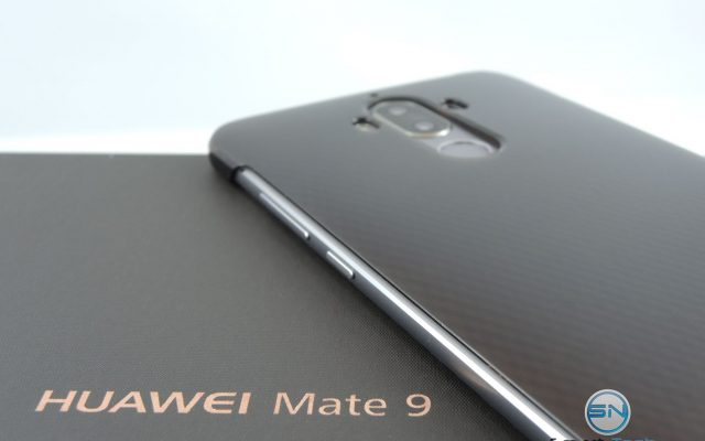 sauberer Halt - Huawei Mate 9 - SmartTechNews