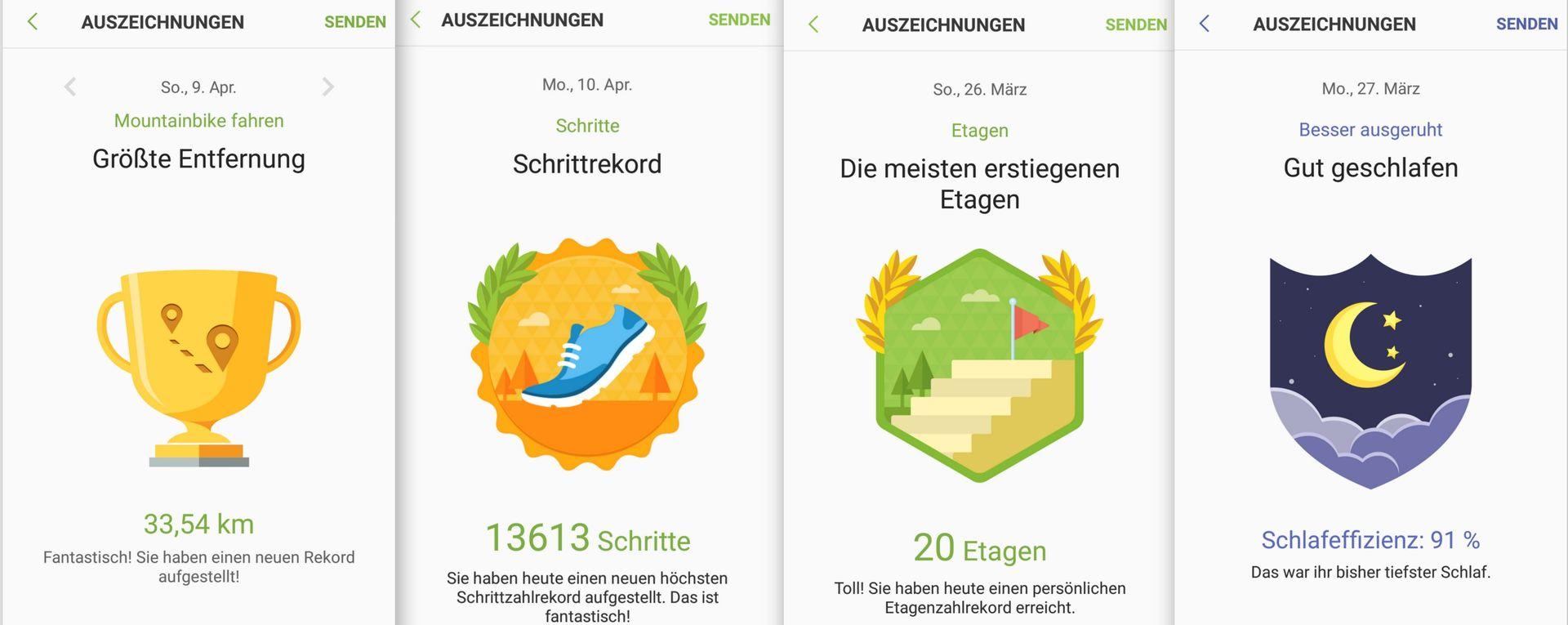 Auszeichnungen - Samsung Gear S3 - SmartTechNews