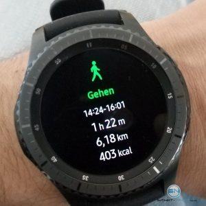 Gehen-Zeit-Samsung-Gear-S3-SmartTechNews