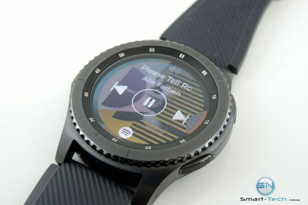 Spotify - Samsung Gear S3 - SmartTechNews