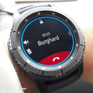 Telefonie - Samsung Gear S3 - SmartTechNews