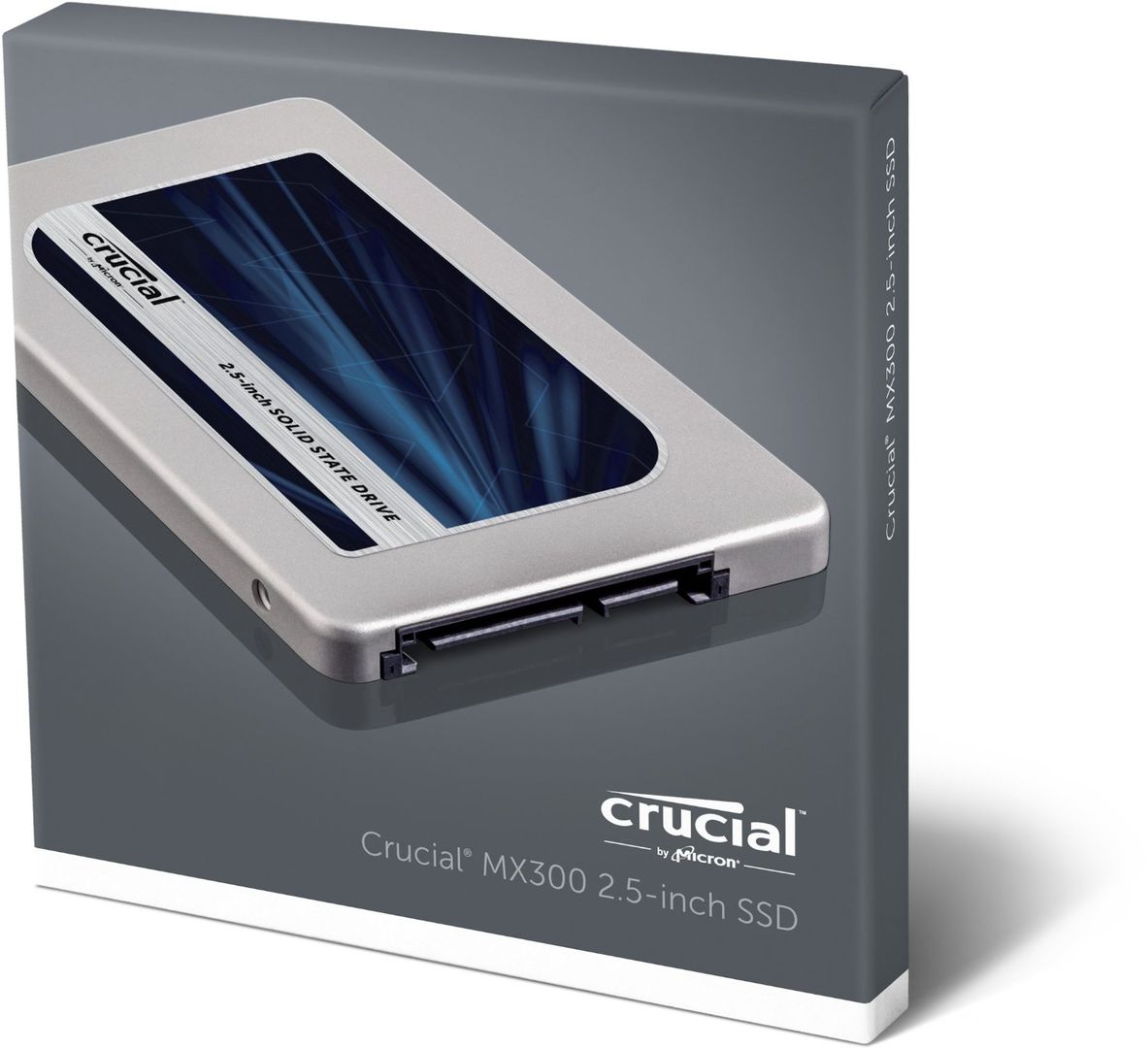 Amazon - 525GB SSD Crusial