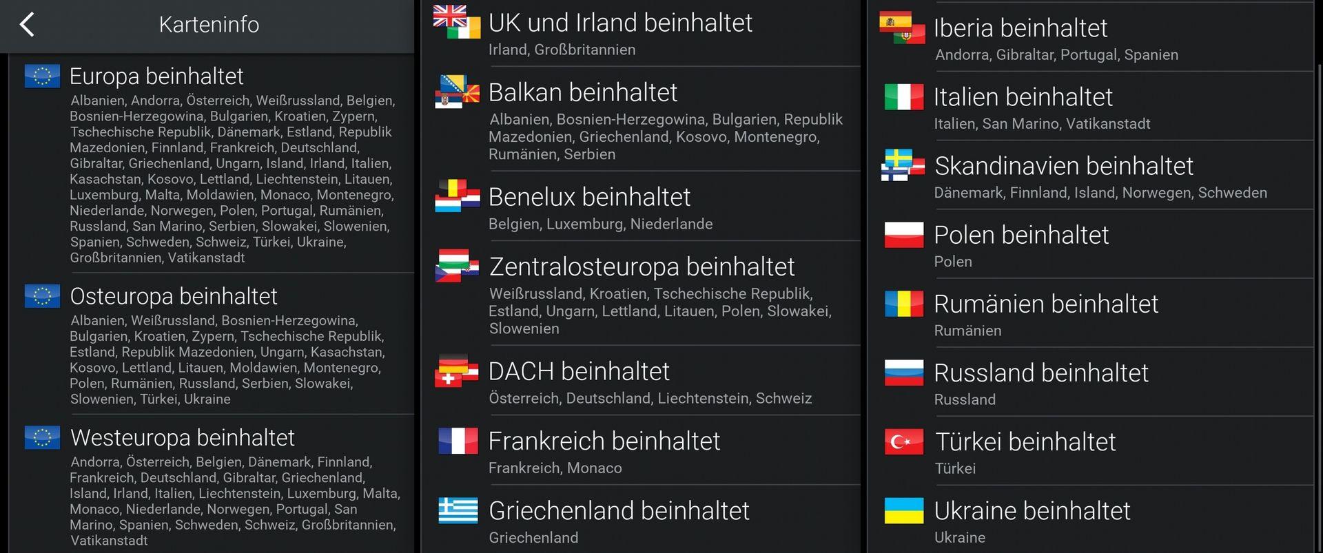 Copilot Länder europa Unterteilung - SmartTechNews