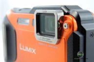 Linsenschutz - Panasonic DMC-FT5