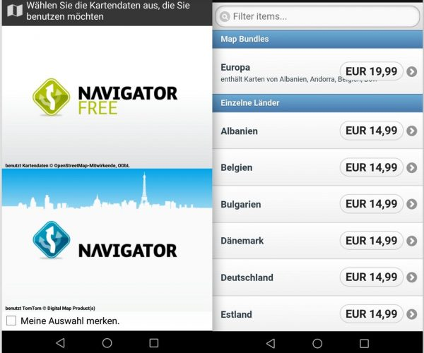 MapFactor Navigator Free and Premium - SmartTechNews