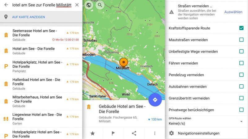 Osmand Navi - Zielführung POI Suche - SmartTechNews