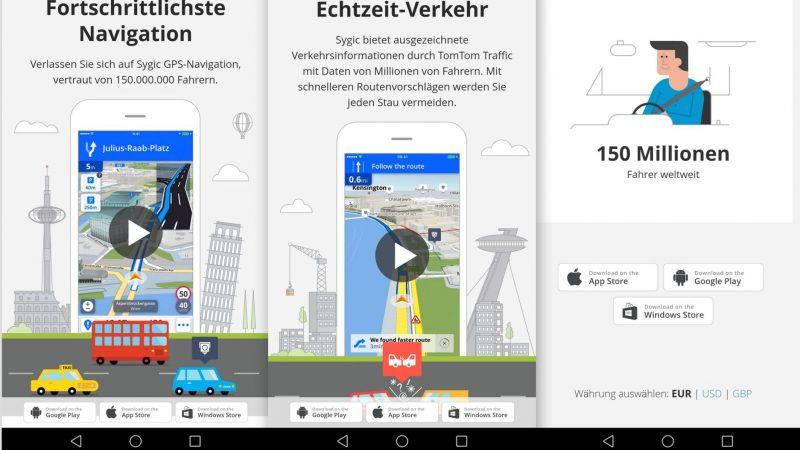 Sygic Echtzeit Navigation - SmartTechNews