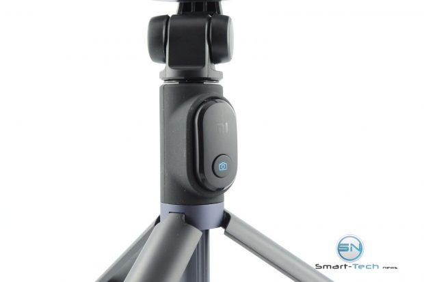 Fernbedienung Selfie Stick Smartphone Stativ - SmartTechNews