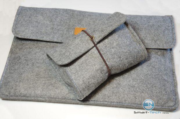 Ladekabel Tasche - Filz Case Laptop - SmartTechNews
