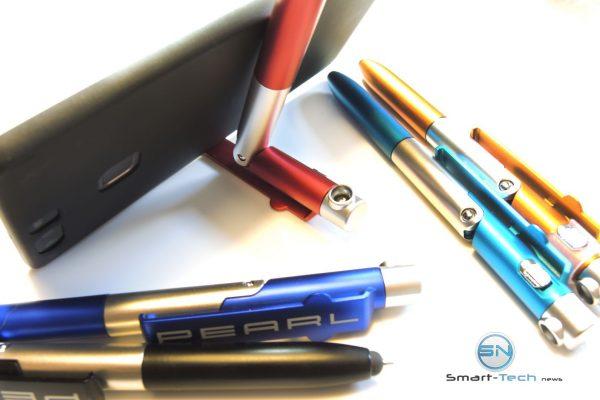 Smartphone Stativ - Multifunktioneller Kugelschreiber Pearl - SmartTechNews
