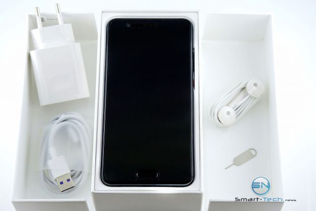 Unboxing - Huawei P10 plus - SmartTechNews
