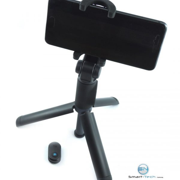 Unboxing Selfie Stick Smartphone Stativ - SmartTechNews