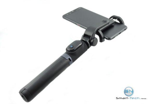als Selfie Stick Selfie Stick Smartphone Stativ - SmartTechNews