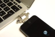 Apple Lightning Micro SD auf USB A Adapter iphone 5 - SmartTechNews