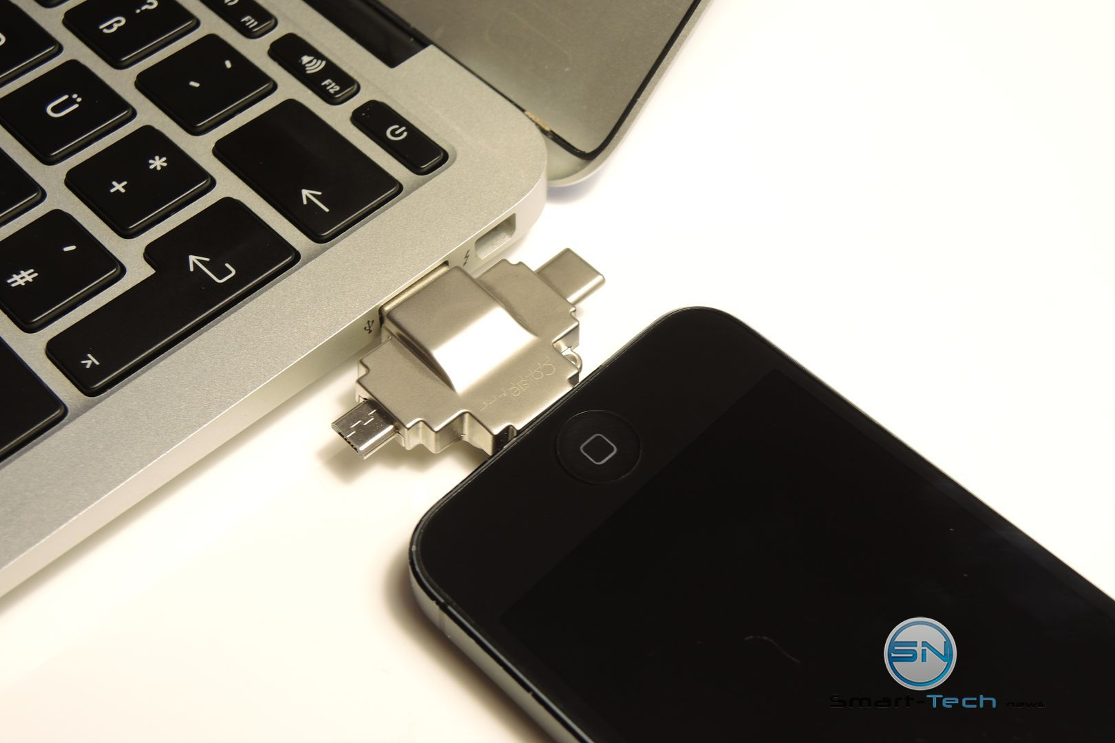 USB - MicroSD – OTG - Apple Lightning – Peripheriegeräte – Adapter ...