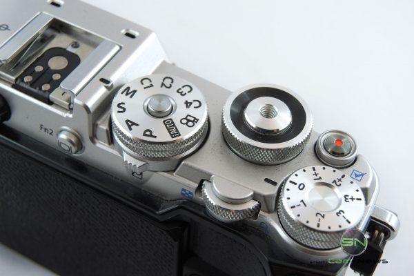Systemkamera Olympus PEN-F kreative Fotografie