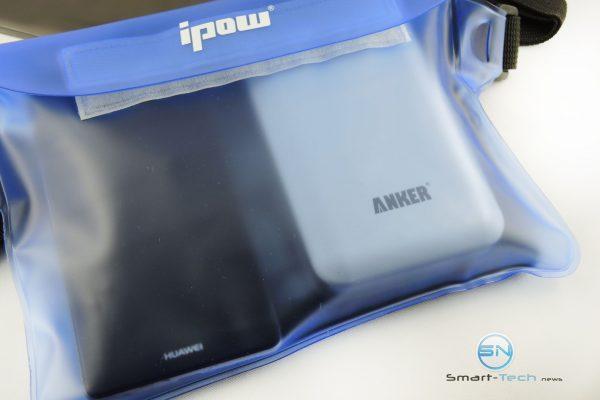 Huawei P9 Anker PowerBank Amazon eReader Kindle Paperwhite - Ipow Wasserdichte Tasche - SmartTechNews