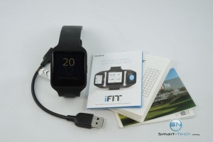 Unboxing - Sony Smartwatch 3 - SmartTechNews