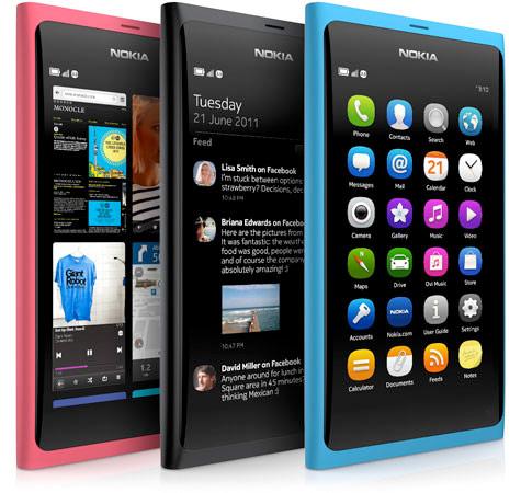 Nokia N9 – stark und doch fallen gelassen