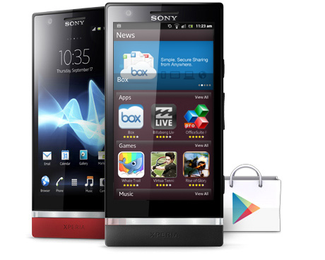 Sony Xperia P – Test im Alltag