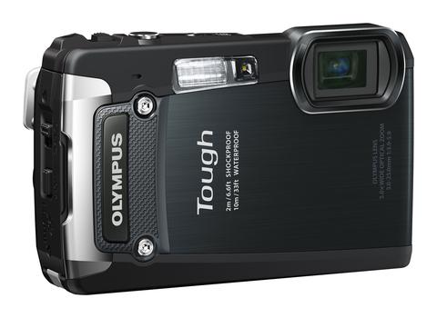 Olympus TG820 Kamera – Action und Familienspaß