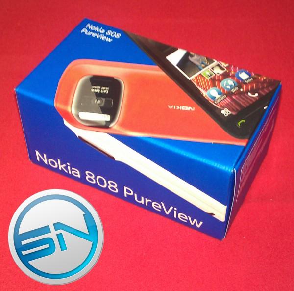 Nokia 808 PureView eingetroffen!
