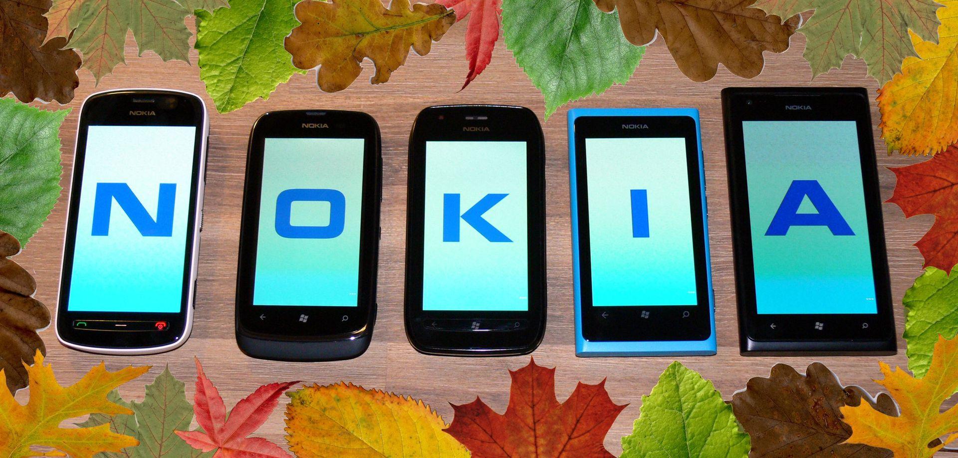 Nokia Herbsttage: 2. Akt – Die Nokia Lumia Brüder