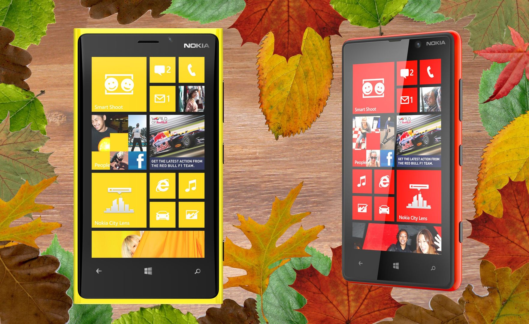 Nokia Herbsttage: 5. Akt – Die neuen Nokia Lumia Windows 8 Smartphones