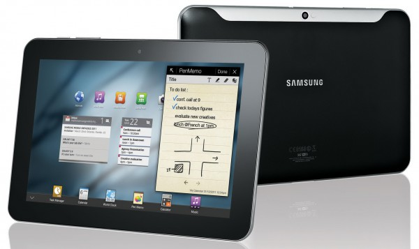 LTE Tablet – Samsung Galaxy Tablet 8.9 – bei T-Mobile Austria