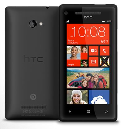 HTC 8X – Windows Phone 8 by HTC – im Test