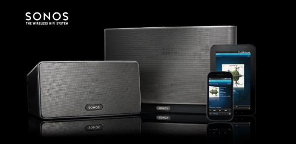 SONOS – Das Wireless Hifi System im Alltagstest